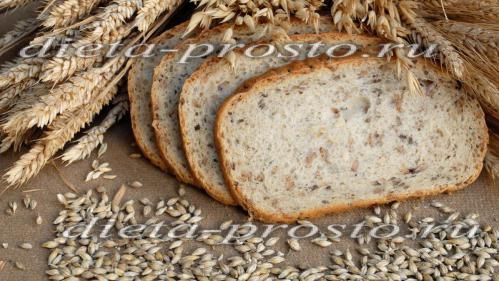 Лучшие рецепты хлеба с отрубями