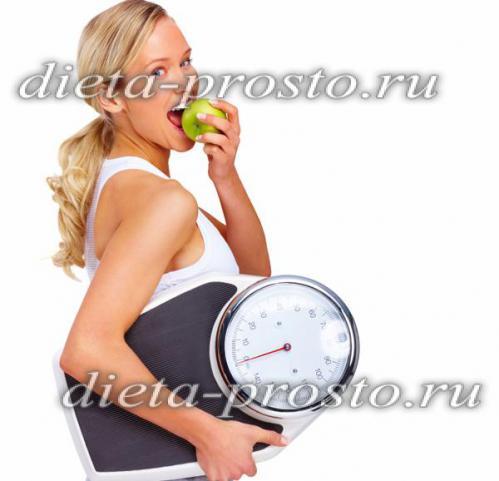как похудеть после нового