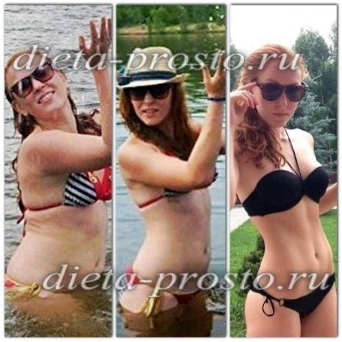 Планка упражнение фото до и после