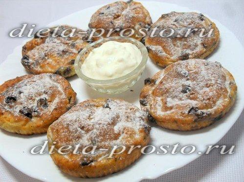 Сырники из творога в духовке: рецепты с фото пошагово