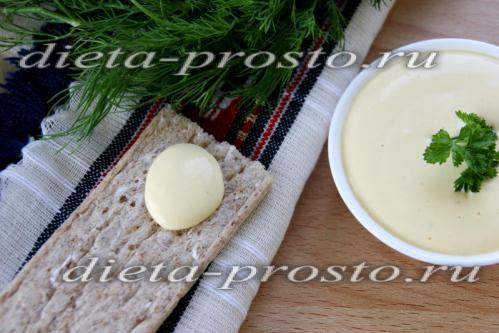 Майонез дюкана рецепт с фото
