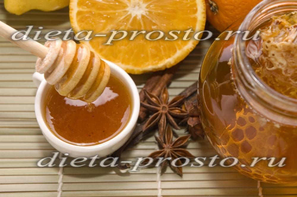 Можно похудеть если пить мед с корицей