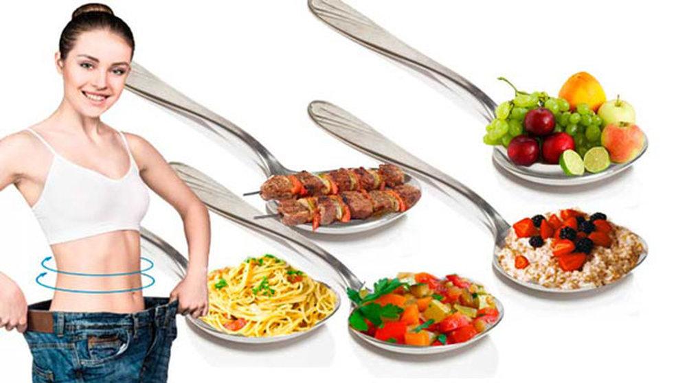 Диета пять ложек меню на неделю — Похудение
