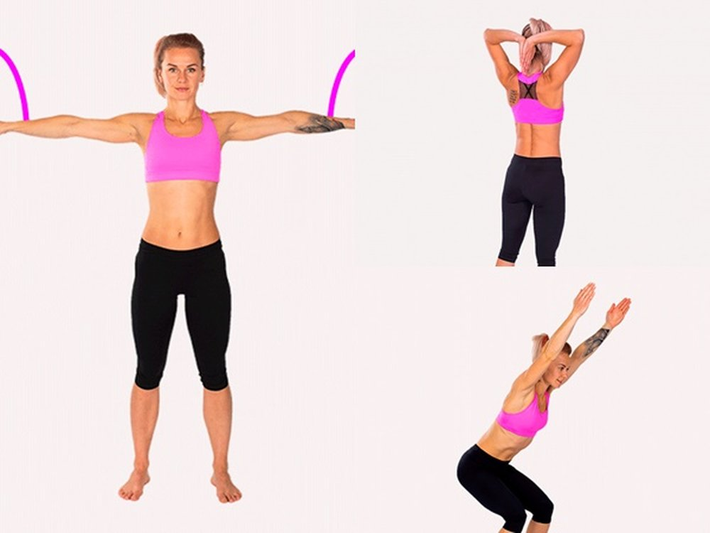 Какие Упражнения Чтобы Руки Похудели. Как похудеть в руках