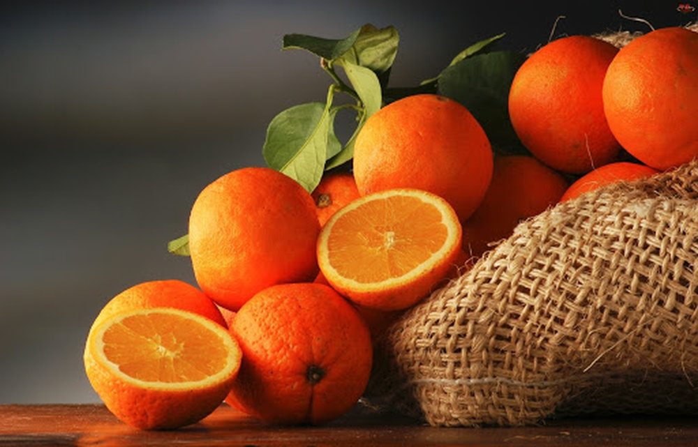 Калорийность Апельсин красный. Химический состав и пищевая ценность.