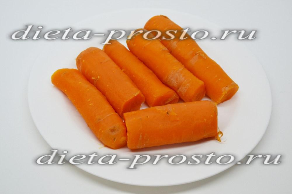 Можно ли корейскую морковь на диете дюкана