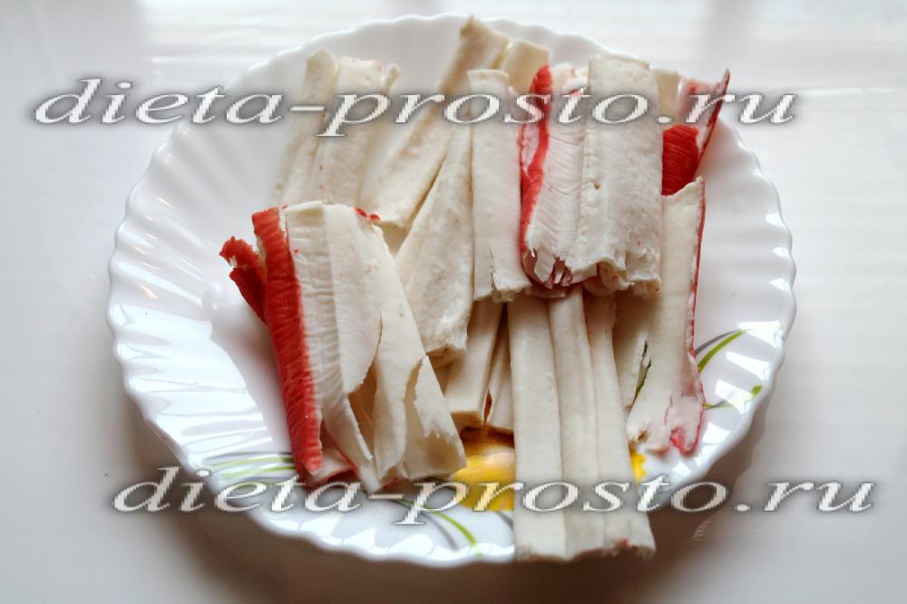 Кукурузные палочки на диете дюкана