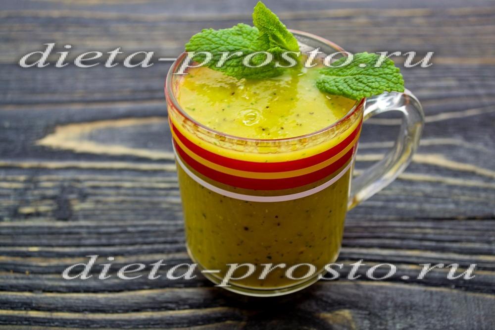 смузи из киви для похудения рецепт с фото