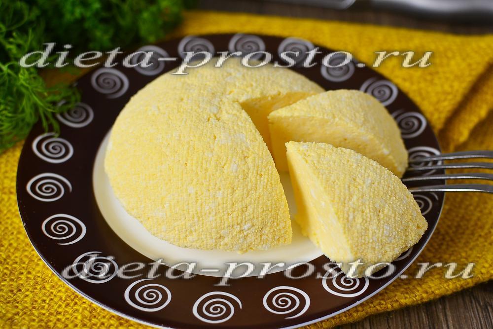 Как приготовить домашний сыр Официальный. - Едим Дома 81