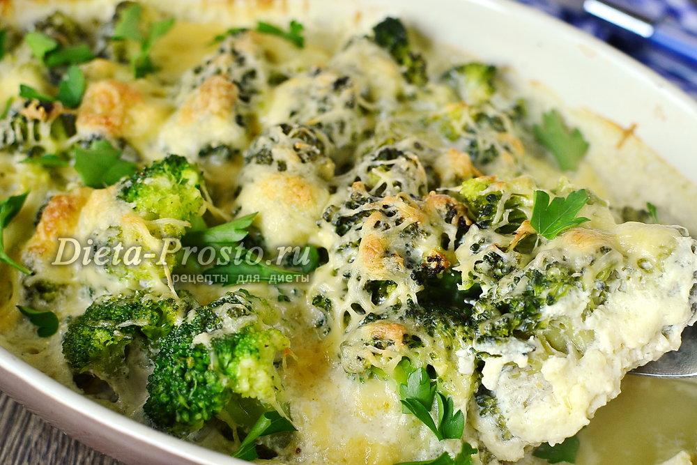 Низкокалорийные рецепты из капусты
