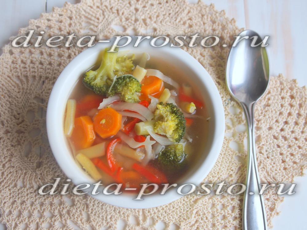 Суп от дюкана
