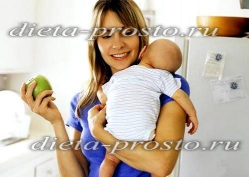 Что можно есть кормящей маме в первый месяц после родов список