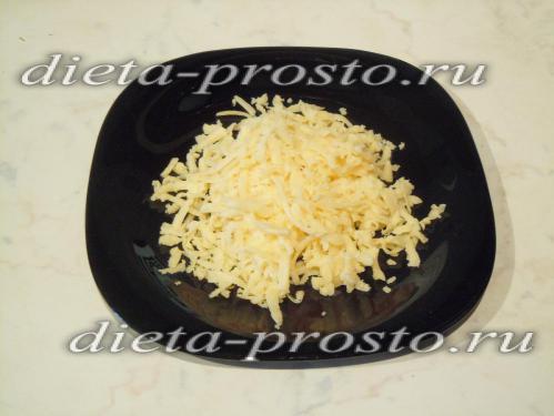 Сыр потереть
